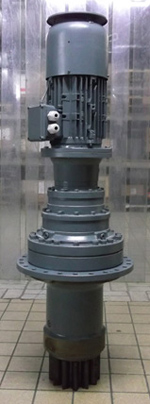 Planetary Gearboxes, Worm Gearboxes & more with Full Service - from ASC